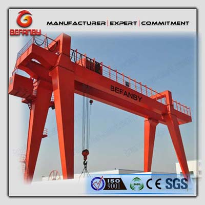 Ce Certificate Double Beam Goliath Gantry Crane