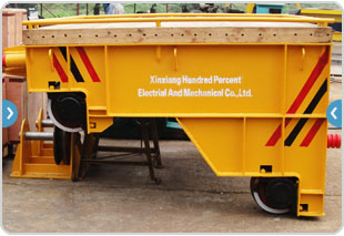 Rail Transfer Cart With Cable Reel Manufacturers