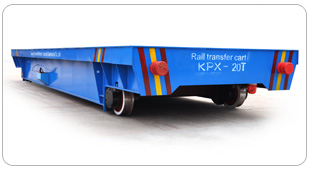 material transfer trolley manufacturer