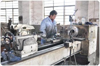 Wheel processing