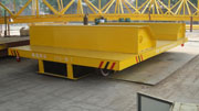 cable reel transport car