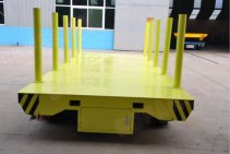 Cable powered transport platform advantage and attention