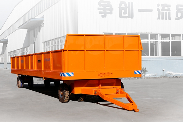 Airport Luggage and baggage Industrial cars equipment Trailer