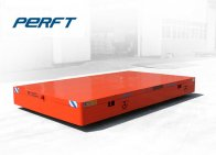 Customized battery powered transfer car carry 150 ton steel mill in industry