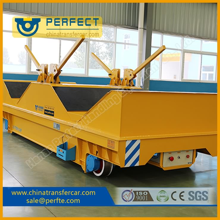 Special Function Transfer Cart for Steel Coils, Steel Billet and Ladle