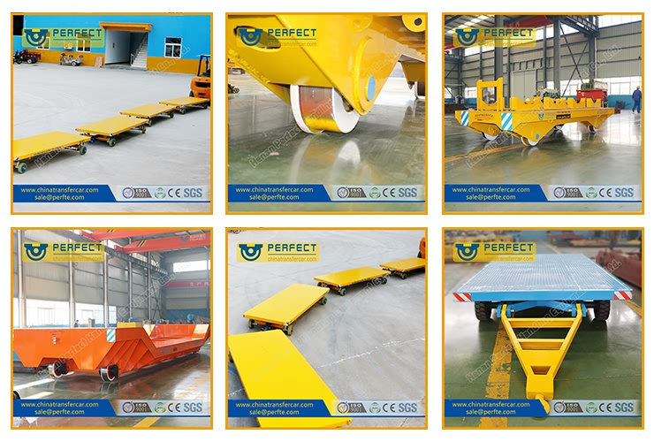 Warehouse internal material transportation solution