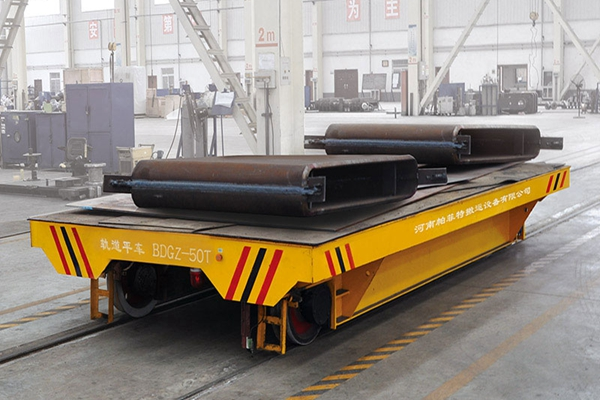 How to improve the installation process of china powered trolley track?
