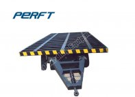 Heavy load non motor transfer cart features
