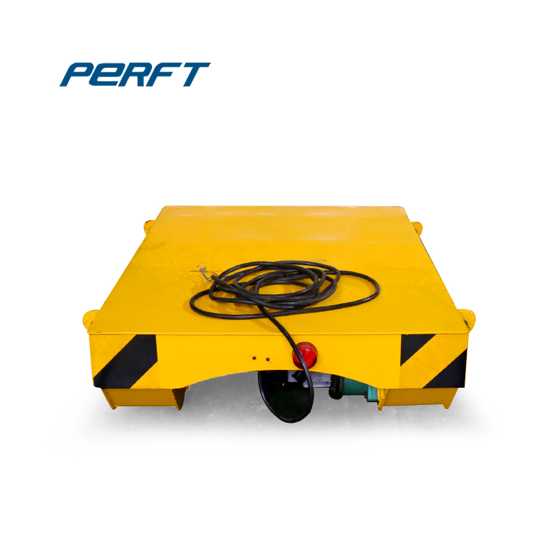 cable industrial use rail flat vehicle